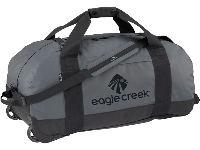 Eagle Creek No Matter What Duffel-laukku Rullilla L, stone grey